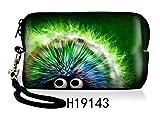 Neoprene Camera Case Bag Pouch For SAMSUNG WB200F WB350F WB35F WB50F WB150F WB30F WB250F WB800F, PANASONIC Lumix DMC XS1 SZ3 LF1 SZ8 TZ35 TZ40 TZ60 TZ55, OLYMPUS Tough TG-850 SZ-17 VG-170 XZ-1 TG-3 SH-1 Stylus 1, NIKON Coolpix L28 L29 S32 P340 S9050 S670