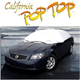- Nissan Sentra DuPont Tyvek PopTop Sun Shade - Interior - Cockpit - Car Cover __SEMA 2006 NEW PRODUCT AWARD WINNER__