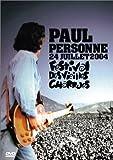 Paul Personne : Les Vieilles Charrues (Live 2004)
