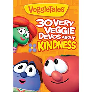 30 Very Veggie Devos about Kindness (Big Idea Books / VeggieTales)
