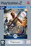 Medal Of Honor Rising Sun Platinum (PS2)