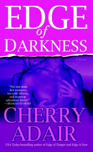 Image of Edge of Darkness (The Men of T-FLAC: The Edge Brothers, Book 10)