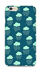 Amez designer printed 3d premium high quality back case cover for Apple iPhone 6s Plus (Cloud Pattern2)