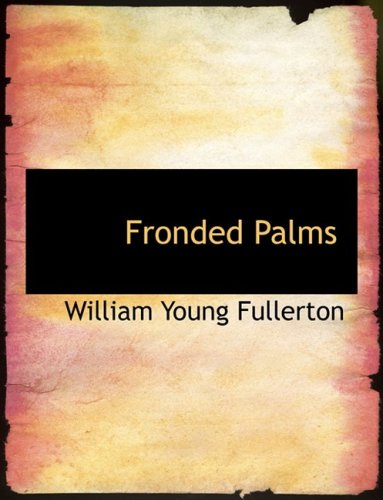 Fronded Palms (Large Print Edition)