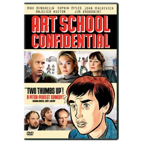 Art School Confidential preview 1