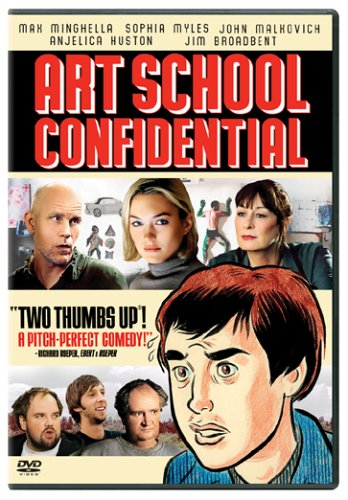 Art School Confidential streaming film megavideo