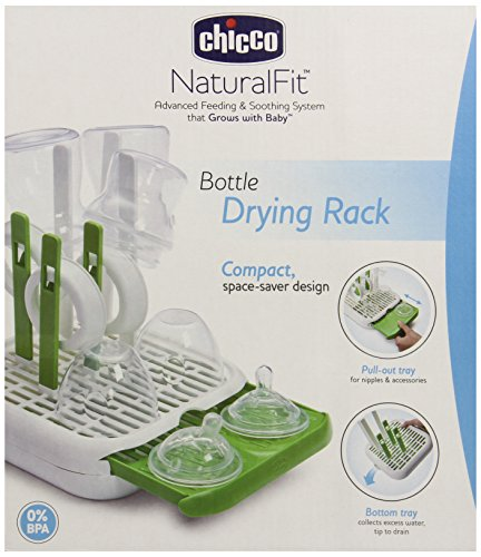 Chicco Bottle Drying Rack front-3441