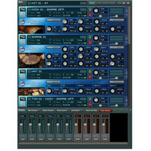 Ocean Way Drums Ocean Way Drums Platinum Edition (Pc Platform)