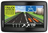 TomTom Via 135 Europe Traffic Navigationssystem (13 cm (5 Zoll) Touchscreen, Speak und GO, Freisprechen, Bluetooth, IQ Routes, Kartenslot, TMC, Europa 45) Picture