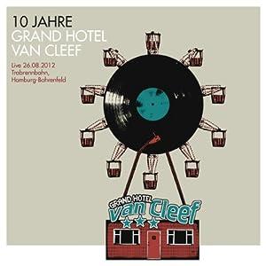 10 Jahre Grand Hotel Van Cleef-Live 26.08.2012 (LP + DVD / Download Code) [Vinyl LP] [Vinyl LP]