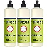 Mrs. Meyer´s Clean Day Dish Soap, Lemon Verbena, 16 fl oz, 3 ct