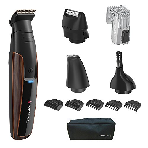 Remington PG6170 The Crafter Beard Boss Style and Detail Kit with Titanium-Coated Blades, Copper (Top Beard Trimmers compare prices)