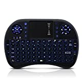Seneo 2.4GHz Wireless Touchpad Keyboard Mouse for PC, PAD, Xbox 360, PS3, Android TV Box