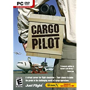 Amazon.com: Cargo Pilot Expansion for MS Flight Simulator X/2004 DVD ...