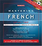 Mastering French: Level 2 (Mastering Series/Level 2 Compact Disc Packages)