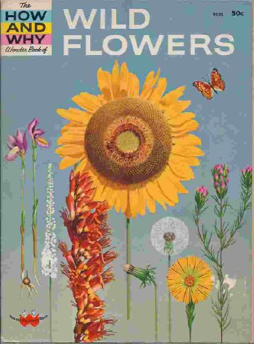 The how and why wonder book of wild flowers (How and why wonder books), Ferguson, Grace F