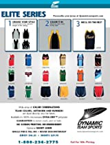 Dynamic Team Sports Elite Series Uniform Package (Call 1-800-234-2775 to order)