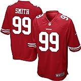 Aldon Smith San Francisco 49ers Nike Team Color Game Jersey – Scarlet