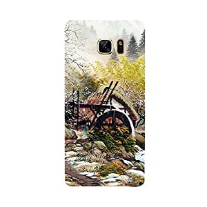 Digi Fashion Designer Back Cover with direct 3D sublimation printing for Samsung Galaxy Note 7