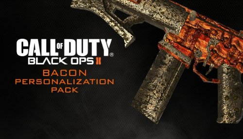 Call Of Duty: Black Ops Ii - Bacon Mp Personalization Pack [Online Game Code]