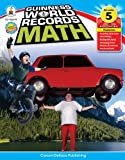 Guinness World Records Math, Grade 5 (1936024047) by Antrim, Angela Frith