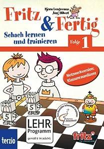 Fritz & Fertig! Folge 1: Schach lernen und trainieren (Netzwerkversion - Klassenraumlizenz 16 PCs)