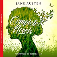 Jane Austen - The Complete Novels audio book