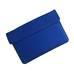 i-KitPit : PU Leather Pouch Case For Huawei Mediapad 7 Lite (BLUE)