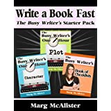 Write a Book Fast - The Busy Writer's Starter Pack ~ Marg McAlister