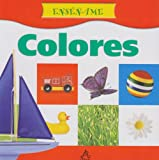 Colores (Dk Lift-the-Flap.) (Dk Lift-the-Flap.) (Ensename Board Books) (Spanish Edition) (1589863259) by Santillana and DK