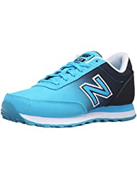 New Balance Women's 501  Blue And Black Sneakers