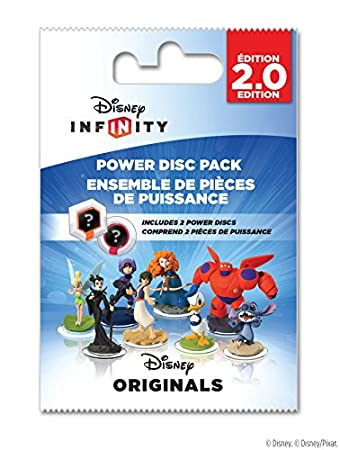 Disney INFINITY: Disney Originals (2.0 Edition) Power Disc Pack - Not Machine Specific