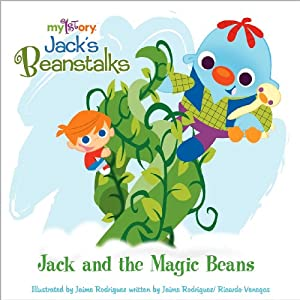 My1story - Jack and the Magic Beans (Jack's Beanstalks)