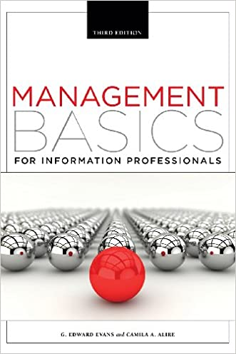 Management Basics for Information Professionals, Third Edition
