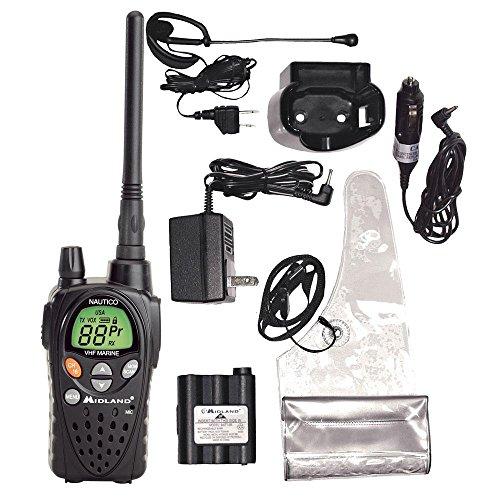 Midland Nautico 3 5W Handheld VHF Radio