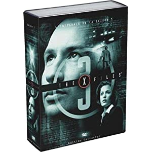 The X Files : Intégrale Saison 3 - Coffret 7 DVD