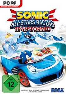 Sonic All - Stars Racing Transformed - [PC]