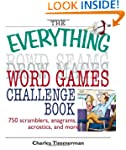 The Everything Word Games Challenge B...