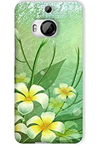 IndiaRangDe Case For HTC One M9 Plus + (Printed Back Cover)