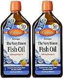 Carlson labs norwegian cod liver oil liquid for Carlson fish oil amazon