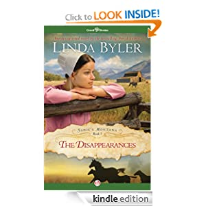 The Disappearances: Sadie's Montana (Book Three)