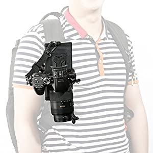 Amazon Com Movo Photo Mb200 Universal Camera Holster