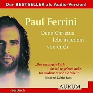 eBook Cover für  Denn Christus lebt in jedem von euch 4 CDs