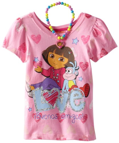 Dora Clothing For Girls