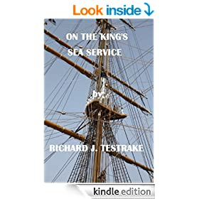 On the King's Sea Service: A John Phillips Novel