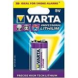 Varta - 6122301401 - Pile Pour Détecteur De Fumée - 9 V