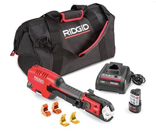 Ridgid 54253 PEX-One ASTM Battery Crimp Tool Kit