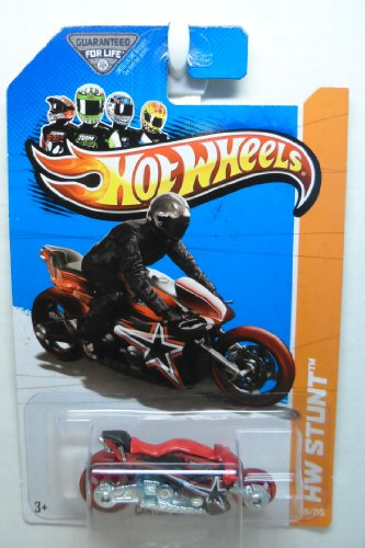2013 Hot Wheels Canyon Carver Red 99/250