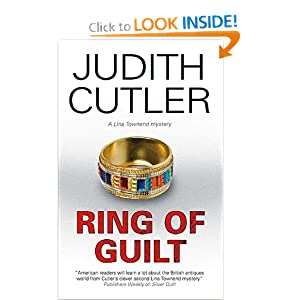 Ring of Guilt (A Lina Townend Mystery) Judith Cutler