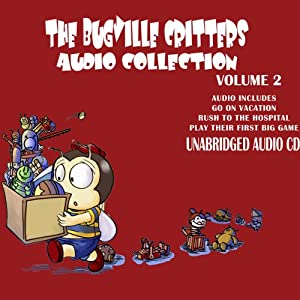 The Bugville Critters Audio Collection 2 Audiobook